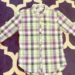 Diesel large colorful shirt